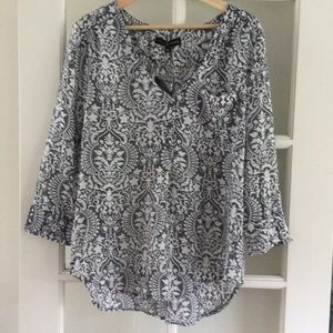 Fred David Blouse-NWT